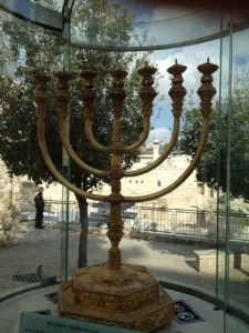 The Menorah for the 3rd Temple