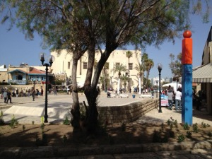 Old Jaffa Square
